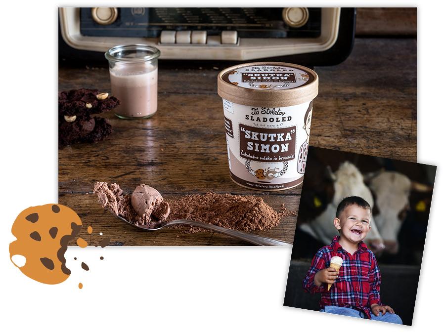 Ta Strletov Sladoled Skutka Siomn